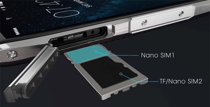 Oukitel WP5000 смартфон