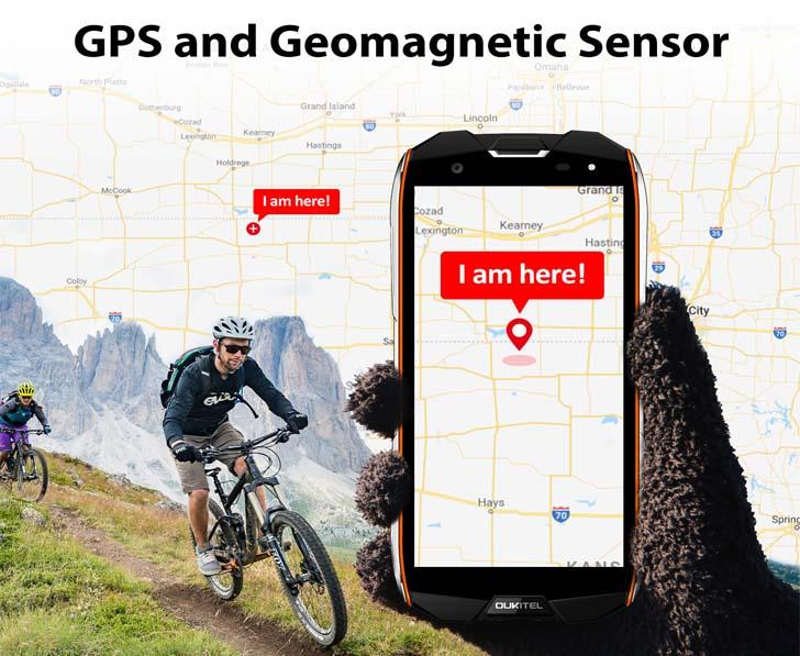 Oukitel WP5000 смартфон купить