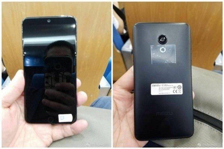 Смартфон Meizu 15 Lite показали на новых фотографиях