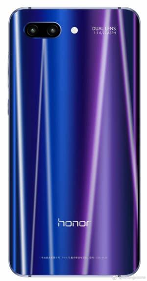 В Сети опубликован рендер смартфона Honor 10