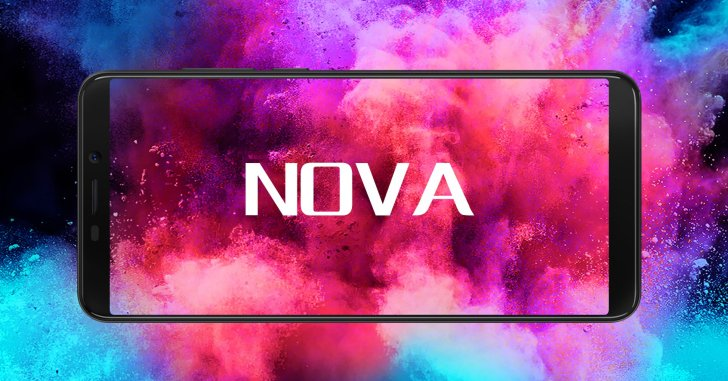 Cubot Nova получит экран 18:9, но скромные характеристики