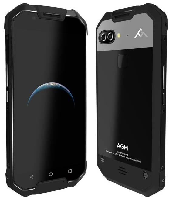 Анонсовано захищений смартфон AGM X2 SE