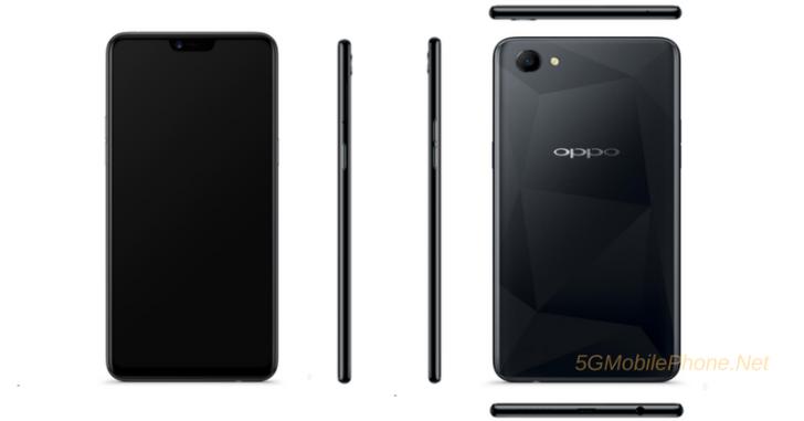 Oppo A3 получит экран 6,2 дюйма с вырезом