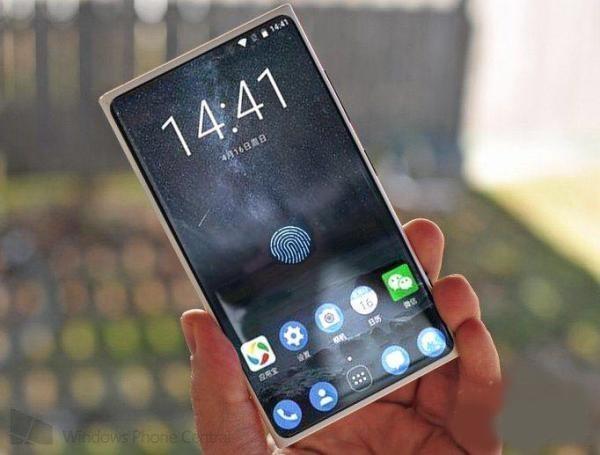 Очередные фотографии еще не представленного Nokia 9