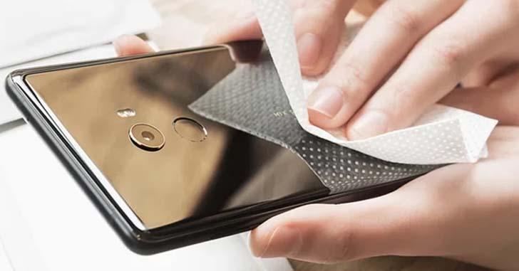 Xiaomi выпустила салфетки для мобильных и других устройств