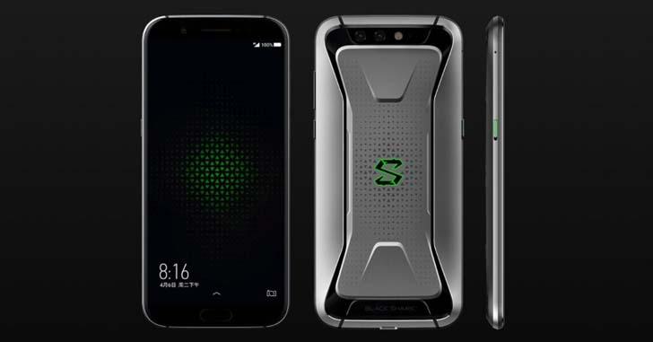 Игровой смартфон Black Shark от Xiaomi раскупили за секунды