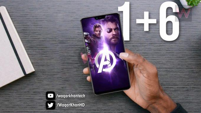OnePlus 6 получит специальное издание The Avengers за $800