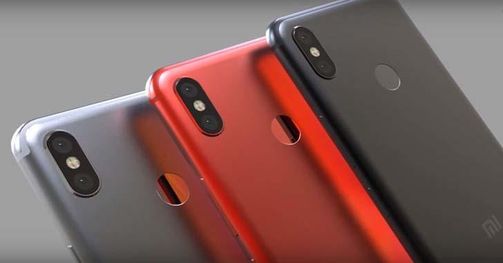 Цены на Xiaomi Mi6X стали известны еще до анонса