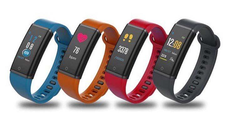 Lenovo представила недорогие фитнес-браслеты Spectra иCardio