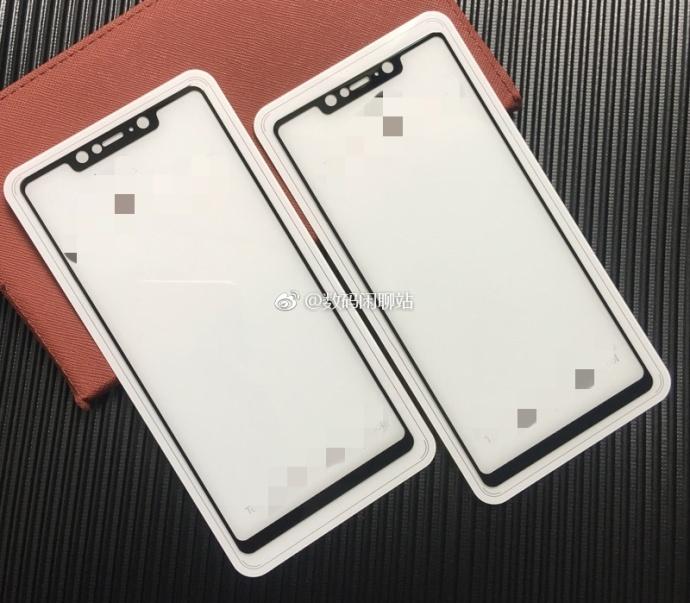 В Weibo опубликовали фото дисплея Xiaomi Mi7