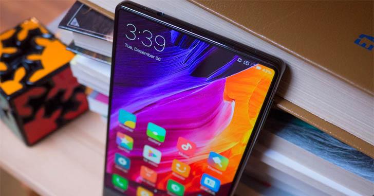 Для Xiaomi Mi Mix 2S вышла тестовая сборка Android 9.0