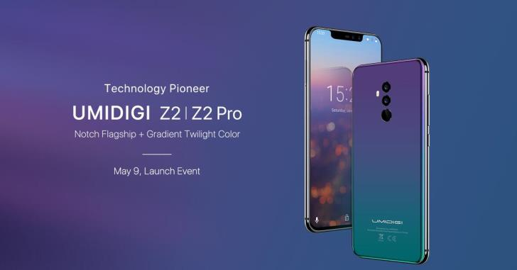 9 мая Umidigi представит два новых смартфона
