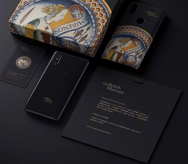 Специальную версию Xiaomi Mi Mix 2S Special Art Edition оценили в $675