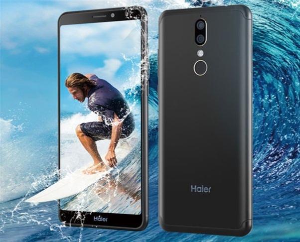 Haier анонсировала смартфон L8 с батареей 4000 мАч