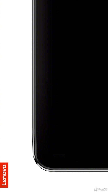 Опубликован еще один тизер безрамочного смартфона Lenovo