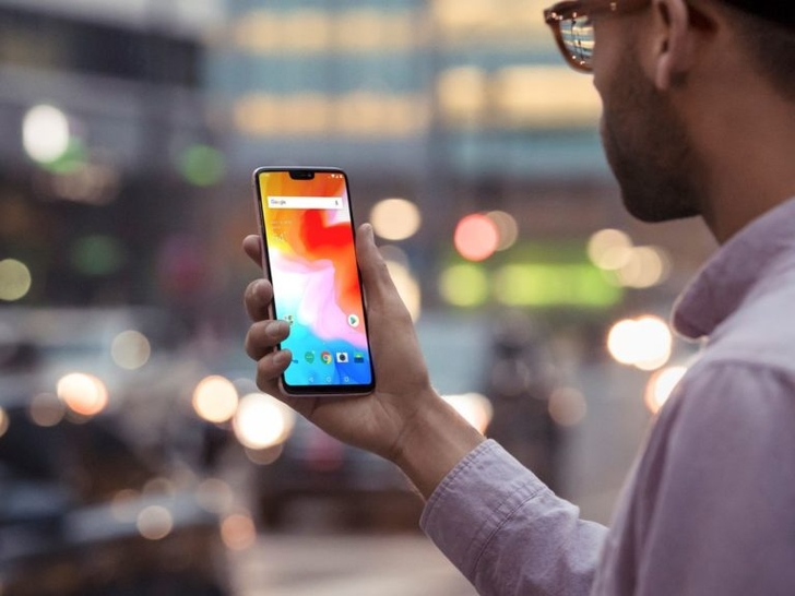 Официально представлен OnePlus 6