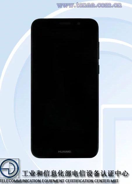 В TENAA засветился смартфон Huawei Y5 Prime (2018)