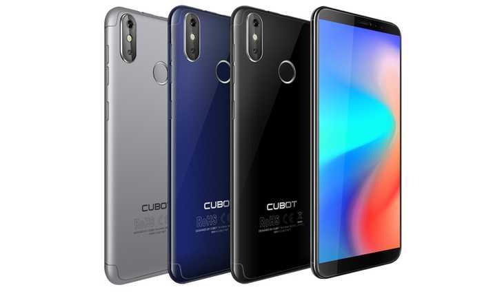 Cubot готовит J3 Pro с Android Go