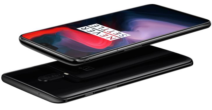 OnePlus 6 стал самым продаваемым смартфоном производителя