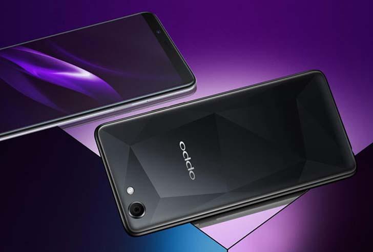 Представлен смартфон Oppo F7 Youth на чипе Helio P60