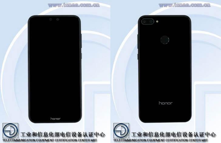 Новый Honor 9i засветился на сайте агентства TENAA