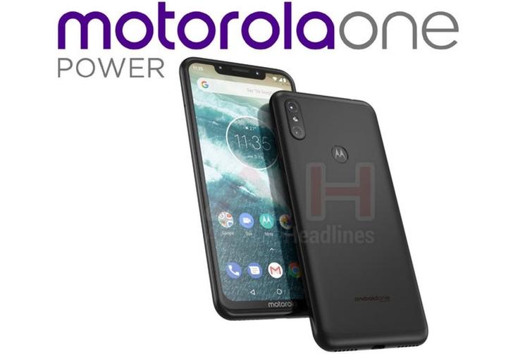 Motorola One Power получит экран с вырезом
