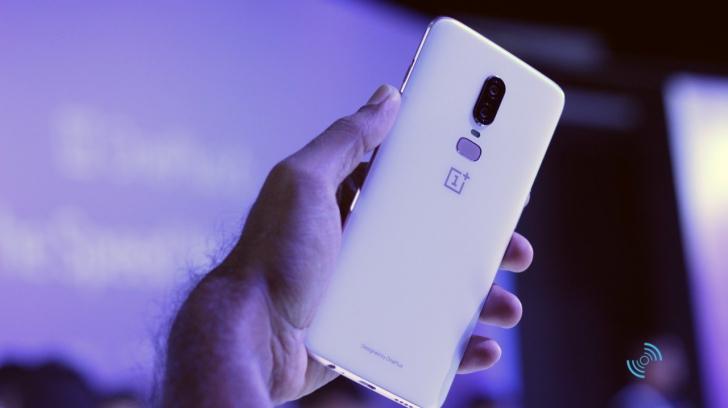 Опубликовано множество «живых» фото OnePlus 6