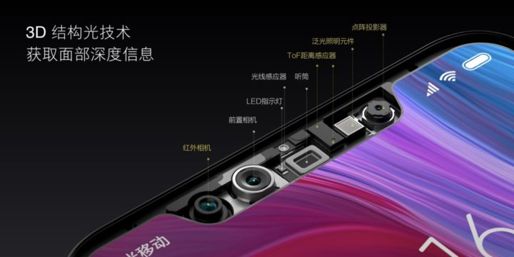 Xiaomi Mi 8 Explorer Edition получил прозрачную заднюю крышку