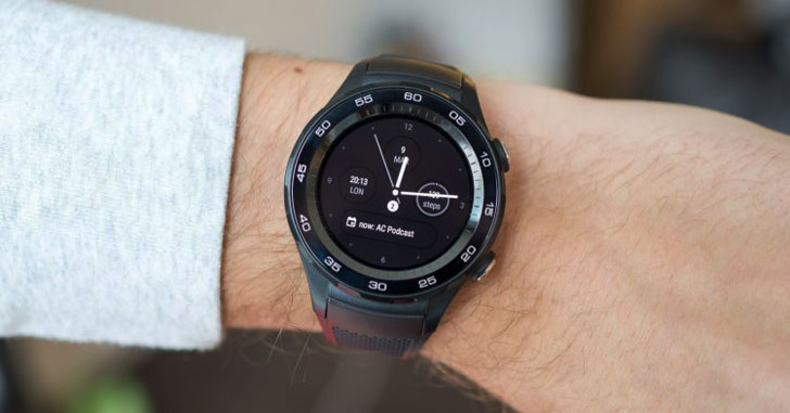 Huawei Watch 2 (2018) поддерживают eSIM и nano-SIM