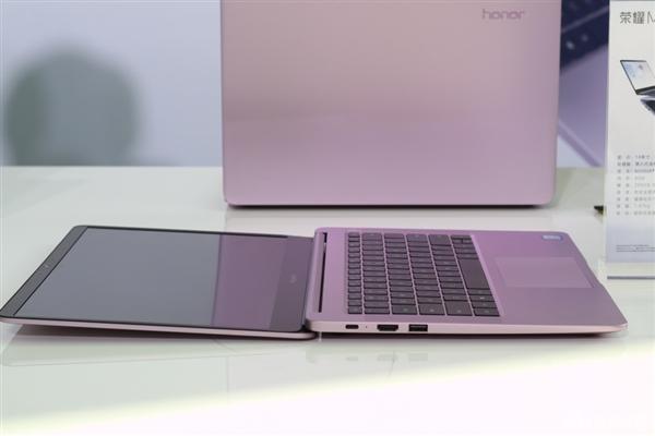 Honor выпустил ноутбук MagicBook на базе чипа AMD Ryzen