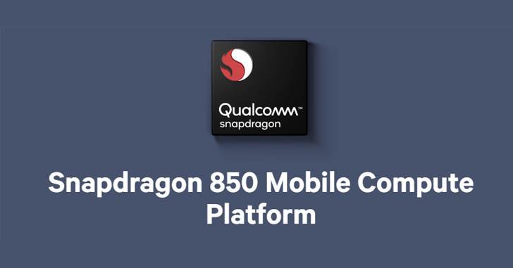 Qualcomm официально представила платформу Snapdragon 850