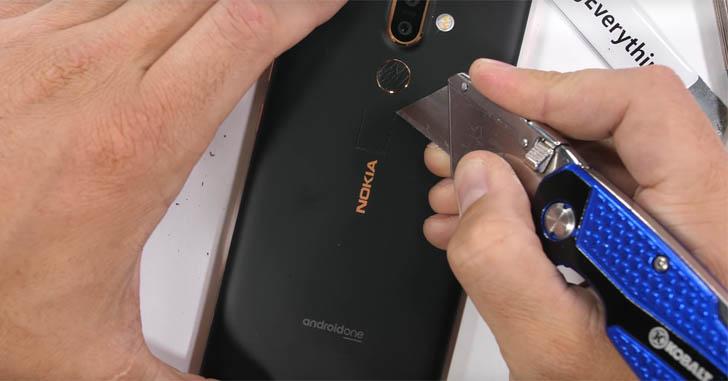 Nokia 7 Plus успешно прошел испытания на прочность