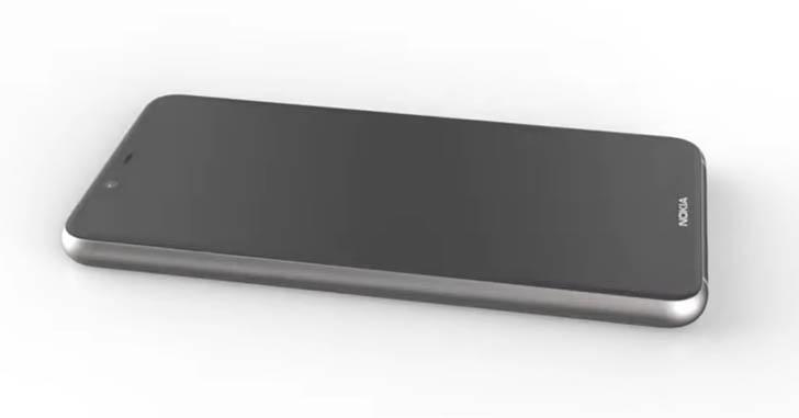 Смартфон Nokia 5.1 Plus показали на трехмерном видео