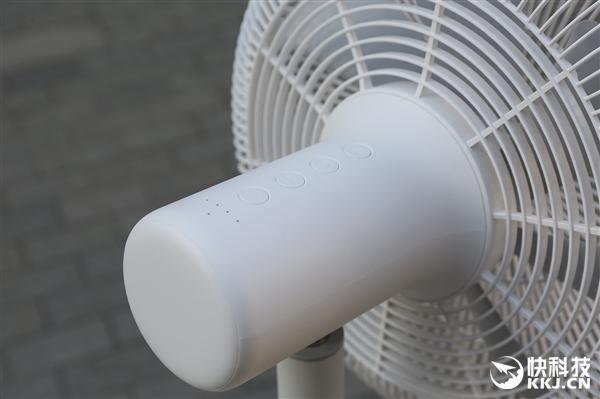 Xiaomi запустила продажи напольного вентилятора