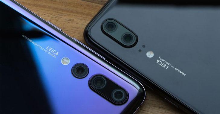 Продано более 6 млн флагманских смартфонов Huawei P20 и P20 Pro