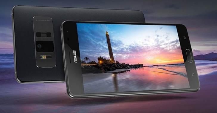 Asus ZenFone Ares получил 8 Гб оперативки и ценник в $333