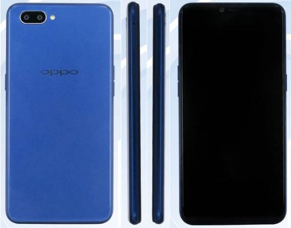 Неизвестный смартфон Oppo посетил агентство TENAA