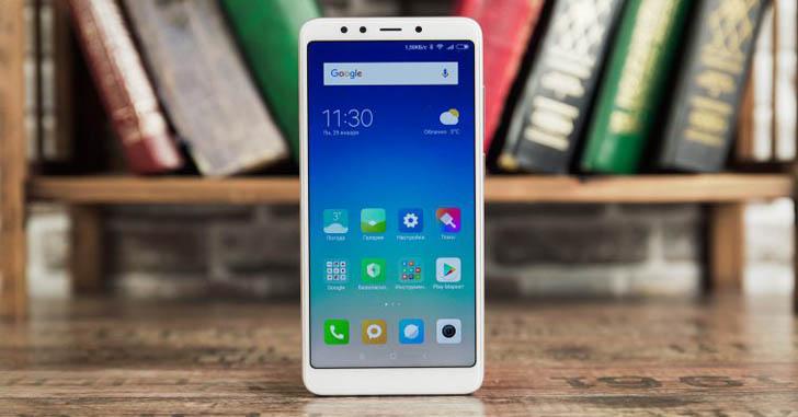 Производительность Xiaomi Redmi 6 проверили в AnTuTu