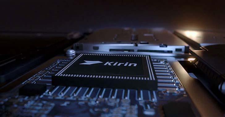 Чип Kirin 1020 будет поддерживать работу в сетях 5G
