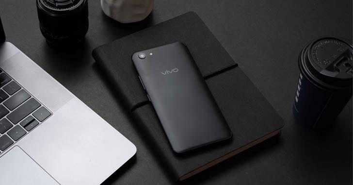 Смартфон Vivo Y81 оснастили процессором Helio P22