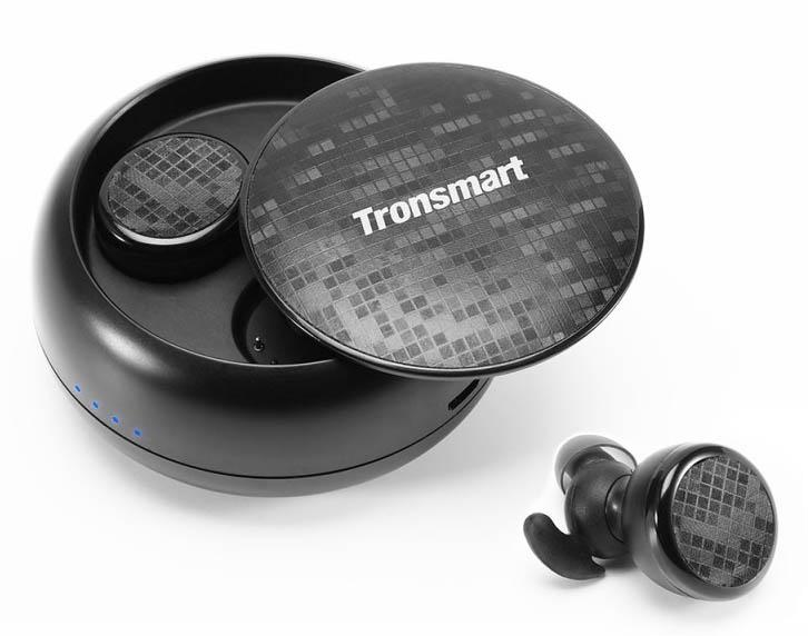 Bluetooth-наушники Tronsmart Encore Spunky Buds всего за $34,99