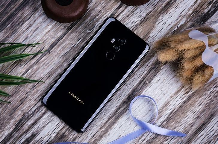 Umidigi сделает вариант смартфона Z2 Pro с керамическим корпусом