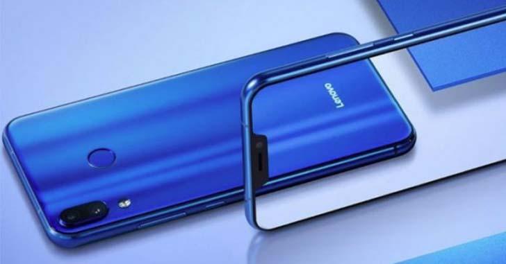 Lenovo Z5 в цвете Indigo Blue поступит в продажу завтра