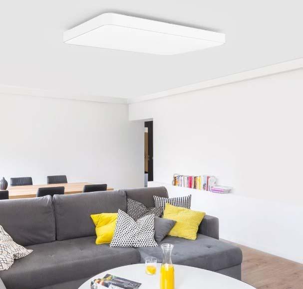 Анонсирован потолочный светильник Yeelight LED Ceiling Lamp Pro