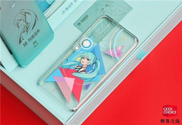Xiaomi Mi 6X доступен в варианте Hatsune Miku