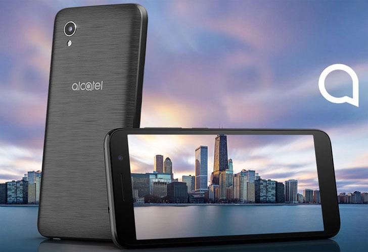Смартфон Alcatel 1 на Android Go оценили в $89