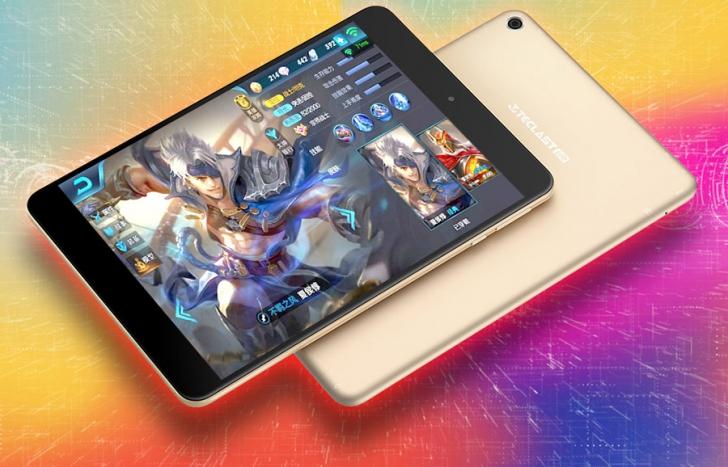 Компания Teclast выпустила планшет с экраном 7,9 дюйма
