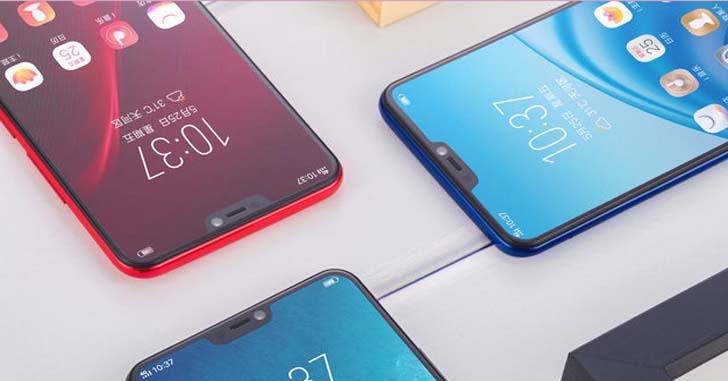 Официально представлен смартфон Vivo Z1i