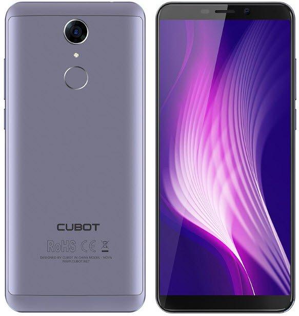 Бюджетный смартфон Cubot Nova получил $89