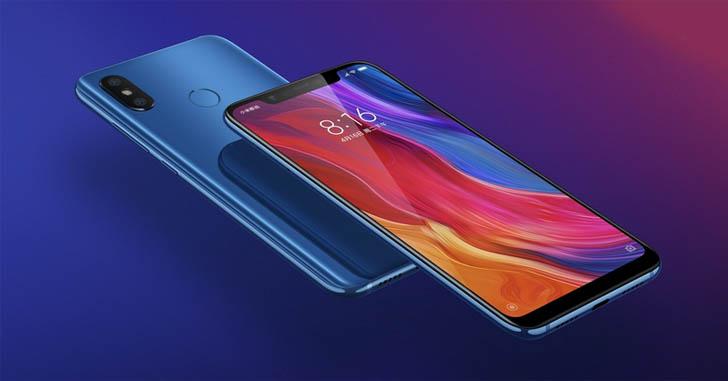 Xiaomi Mi8 выйдет в версии с 4 Гб оперативной памяти